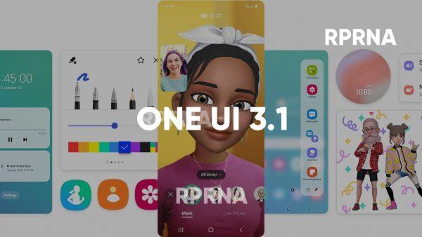 Hệ điều hành ONE-UI-3.1