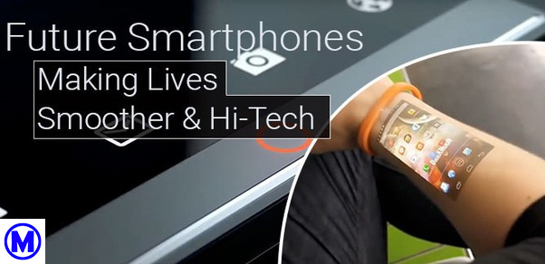 Điện thoại di động thông minh trong lương lai