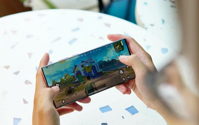 Mẹo chơi game trên Galaxy Note 20 Ultra