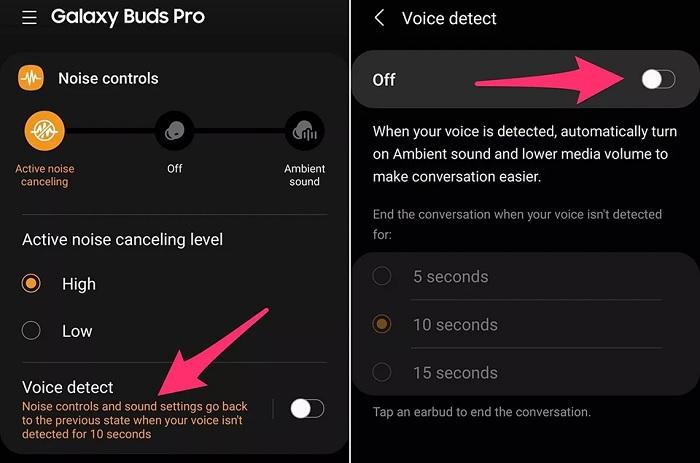 Hướng dẫn sử dụng Galaxy buds Pro 3