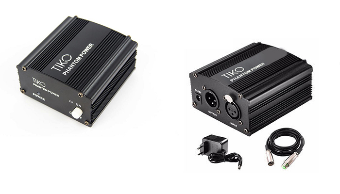 7. Nguồn Phantom 48V bộ livestream Cách setup một Bộ Livestream chuyên nghiệp nhất 2021