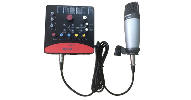 Hướng dẫn kết nối mic thu âm với điện thoại để Livestream, thu âm hiệu quả